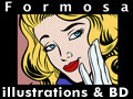 Illustrateur BD Publicité, Merchandising, Édition